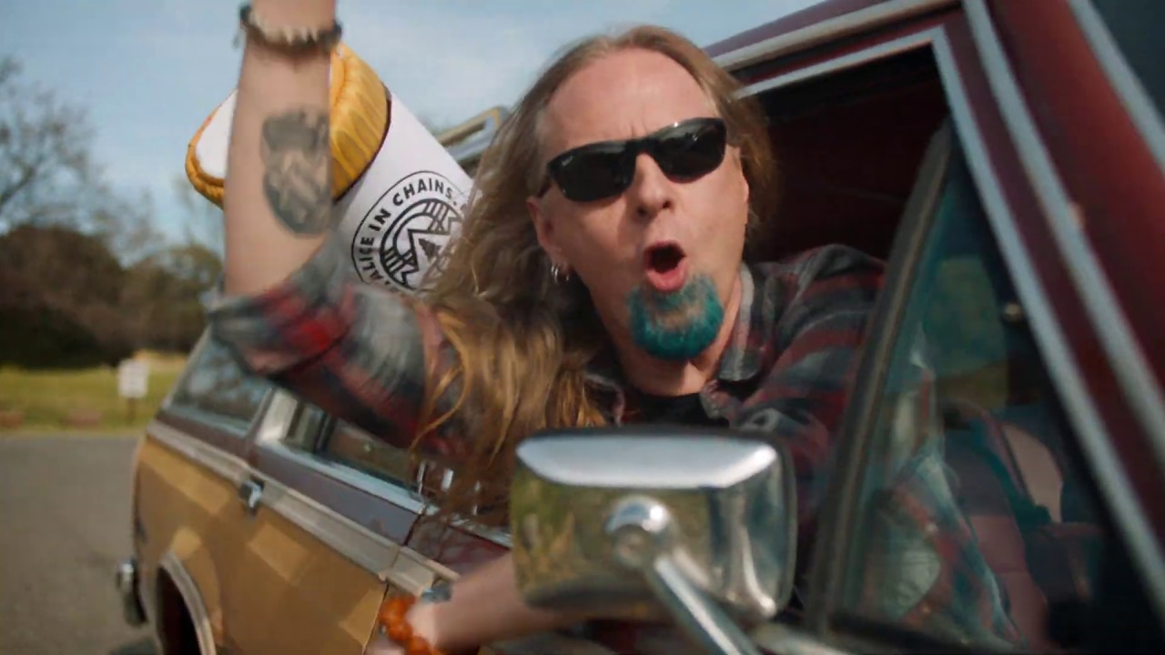 Alice in chains new music video