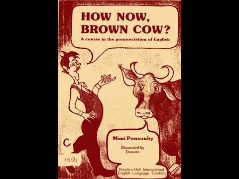 How now brown cow audio free download