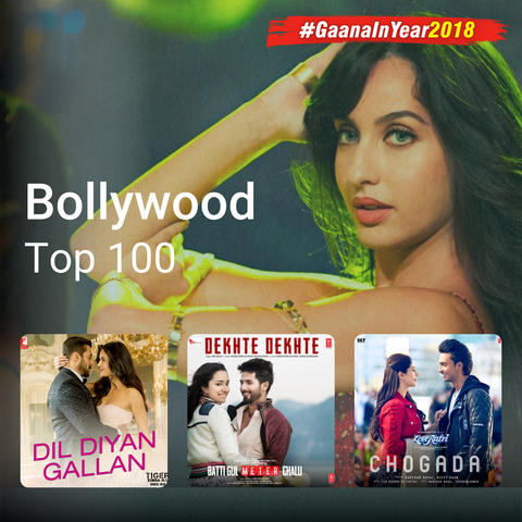 Most popular songs 2018 bollywood