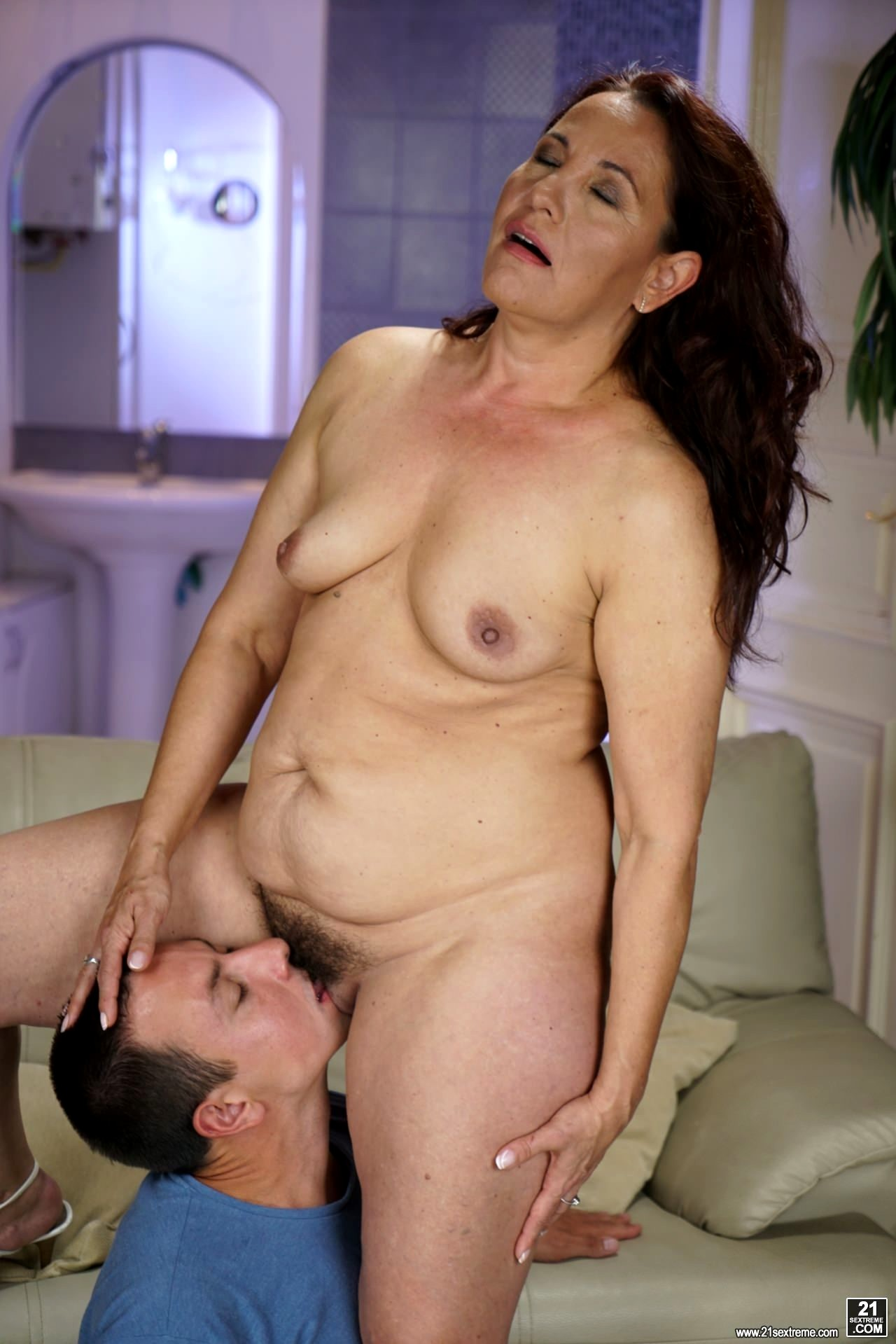 Red mary mature porn