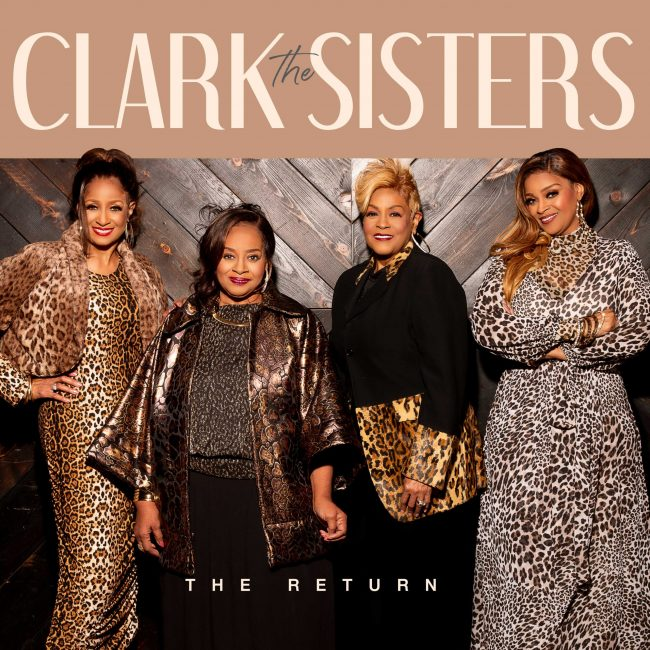 The clark sisters new music