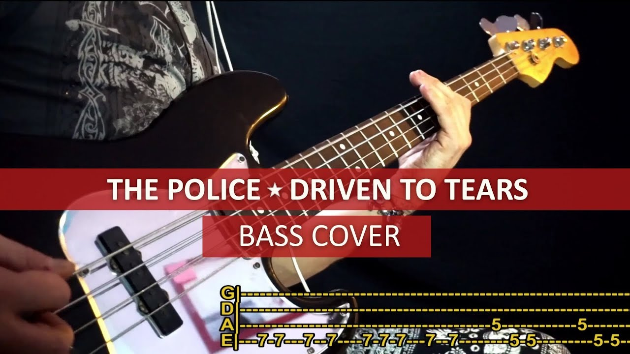 The police bass cover